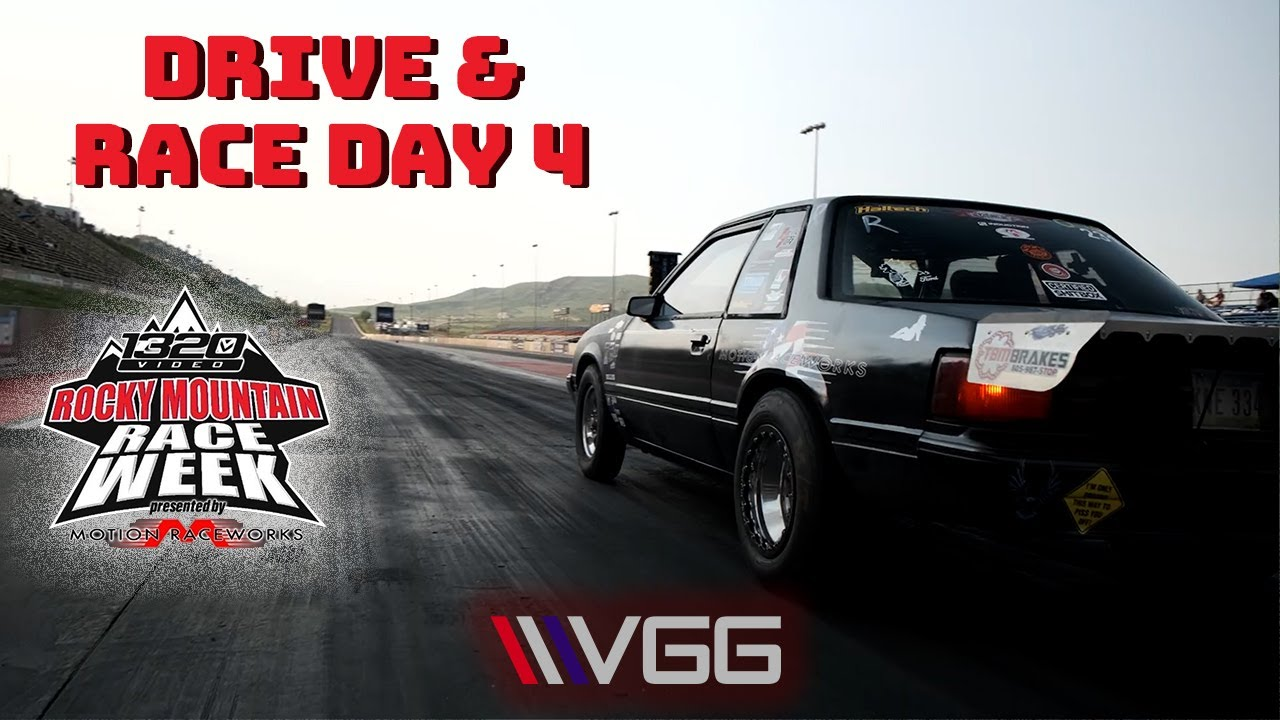 Race Week Day 4! - Trailer burnout In The Mountains!