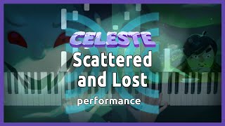 """COLLAB. Materia Collective: """"Scattered and Lost"""" from Celeste Piano Collections 