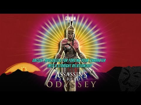 Ubisoft upsets some fans with Assassin's Creed Odyssey DLC thumbnail