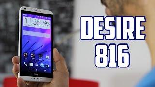 HTC Desire 816, Review en español