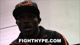 TIMOTHY BRADLEY EXPLAINS HOW NEW TRAINER TEDDY ATLAS PREPARED HIM TO GET KO WIN OVER RIOS