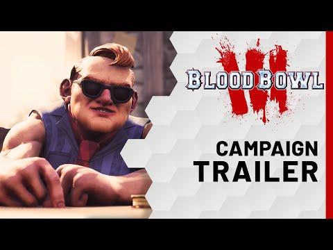 Blood Bowl 3   Campaign Trailer