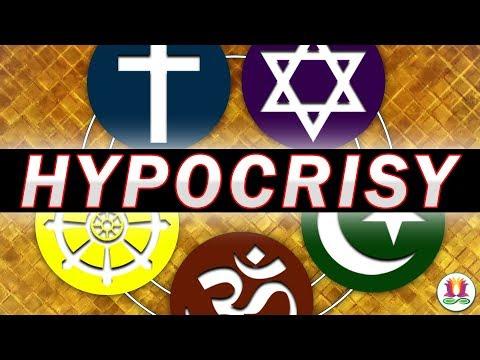 The Hypocrisy of Interfaith Meetings
