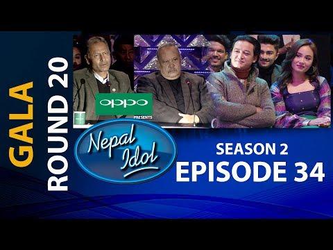 NEPAL IDOL II SEASON 2 II EPISODE 34 II TOP5