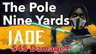 MK11 Jade Combo Video [Mortal Kombat 11]