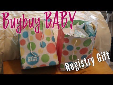 BuyBuy BABY Registry Gift Bag 2019 Canada | FREE BABY LOOT! | Pregnancy Vlog #6