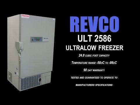 REVCO ULT 2586 UL FREEZER (2565D)