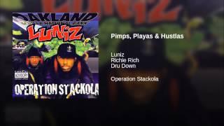 Pimps, Playas & Hustlas