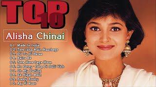 Best of Alisha Chinai | Top Hindi Superhit Songs | Alisha Chinai Top 20 Songs | Hindi Old Songs