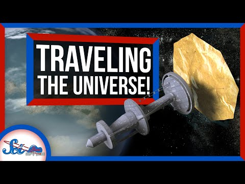 5 Ways to Travel the Universe   Compilation