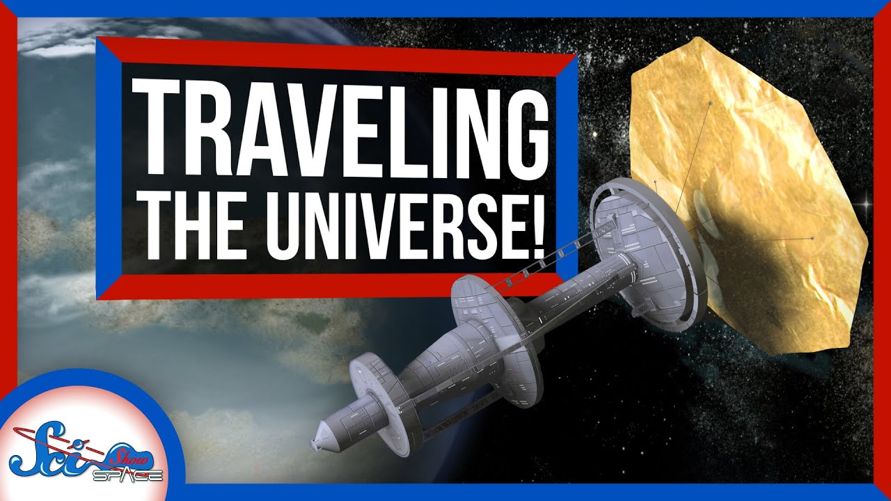 5 Ways to Travel the Universe | Compilation