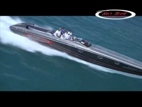 Nor-Tech 5000V Turbine 2010 presented by best boats24