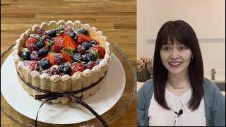 [Eng] 다쿠아즈케이크 Dacquoise cake, …