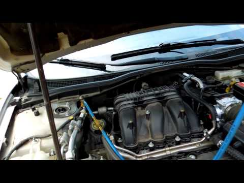 2010 Fusion Quick Update Part 1 A/C Troubles!!! - YouTube