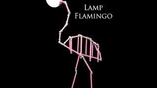 Lamp Flamingo - FredPereiraStudios