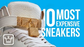 10 Most Expensive SNEAKERS in the World 2020