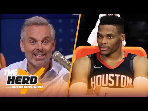 It's time to admit 4 facts about Rockets' Russell Westbrook — Colin Cowherd | NBA | THE HERD