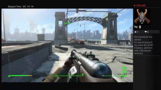 ps4 fallout 4 immersive survival gameplay ps4 mods part 3
