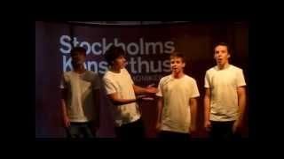 Vokalensemblen Urkraft - Ronja Rövardotter