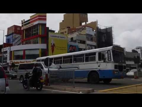 Sunday tuk-tuk ride from Mount Lavinia to Colombo, Sri Lanka