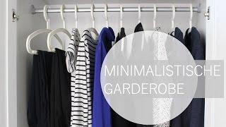 Meine minimalistische Garderobe (Capsule Wardrobe)