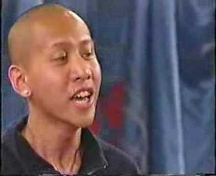 """Mikey Bustos """"Hello"""" Audition"""