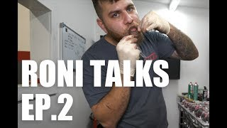 RONI TALKS Ep 2 - Operation of the hydraulic lifters in fangyi's Evo 9
