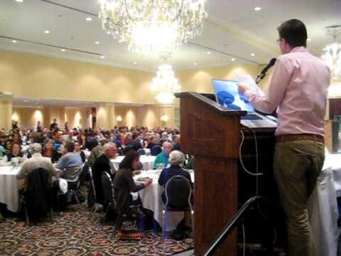 COG Award @ Canadian Organic Growers Assoc. 2012