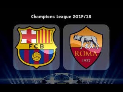 Roma vs Barca 3-0 All Highlights & Goals 11.4.2018