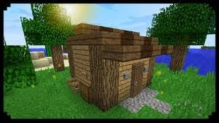 ✔ Minecraft: How to make a Tool Shed