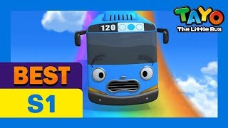 Video Tayo S1 Opening theme song l Tayo the Little Bus download MP3, 3GP, MP4, WEBM, AVI, FLV November 2019