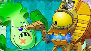 Игра   Растения Против Зомби 2   смотреть прохождение от Flavios #11