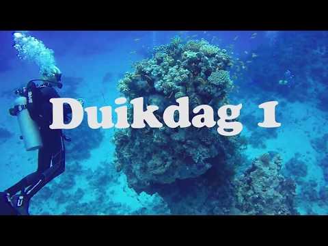 Duikvakantie Hurghada 2015 met Blue Paradise Diving Center