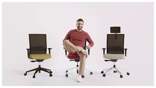 STAY Task Chair Range | ACTIU