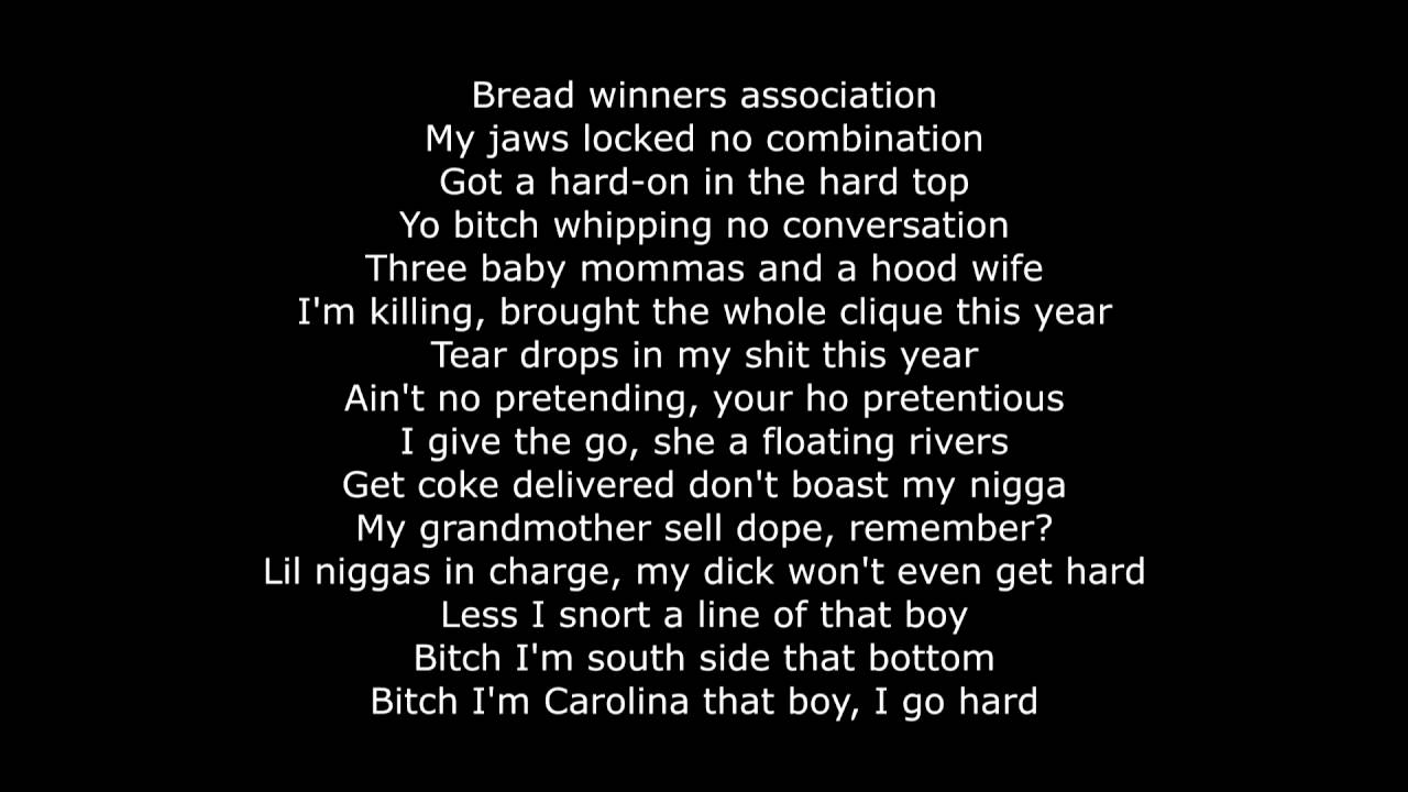 Kevin Gates Weight Lyrics Youtube
