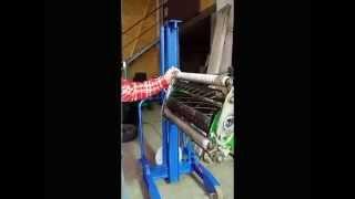 Greens Cutting Unit Work Help, Greens Mäheinheiten Reparatur Montage Hilfe.golf Mower Repair.