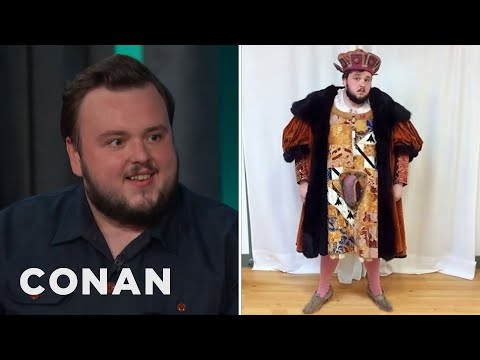 "Thumbnail: John Bradley Got Pranked By ""Game Of Thrones"" Producers - CONAN on TBS"