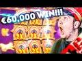 Casino en Ligne BIDULE 60,000€ WIN! - Streamers biggest wins