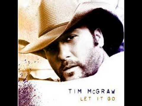 Tim Mcgraw-Let It Go