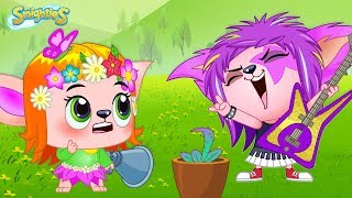 Smighties - Monster Plant Grow Grow | Cartoons Compilation Just For Kids | Funny Children Cartoons