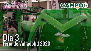 Agrovid en directo | Día 3 | Feria de Valladolid