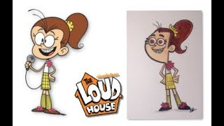 The Loud House Characters as  Fairly OddParents ( All Characters)