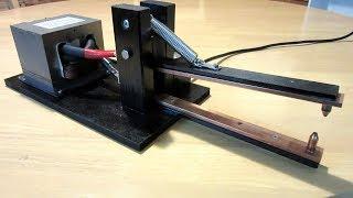 Making a simple Spot Welder
