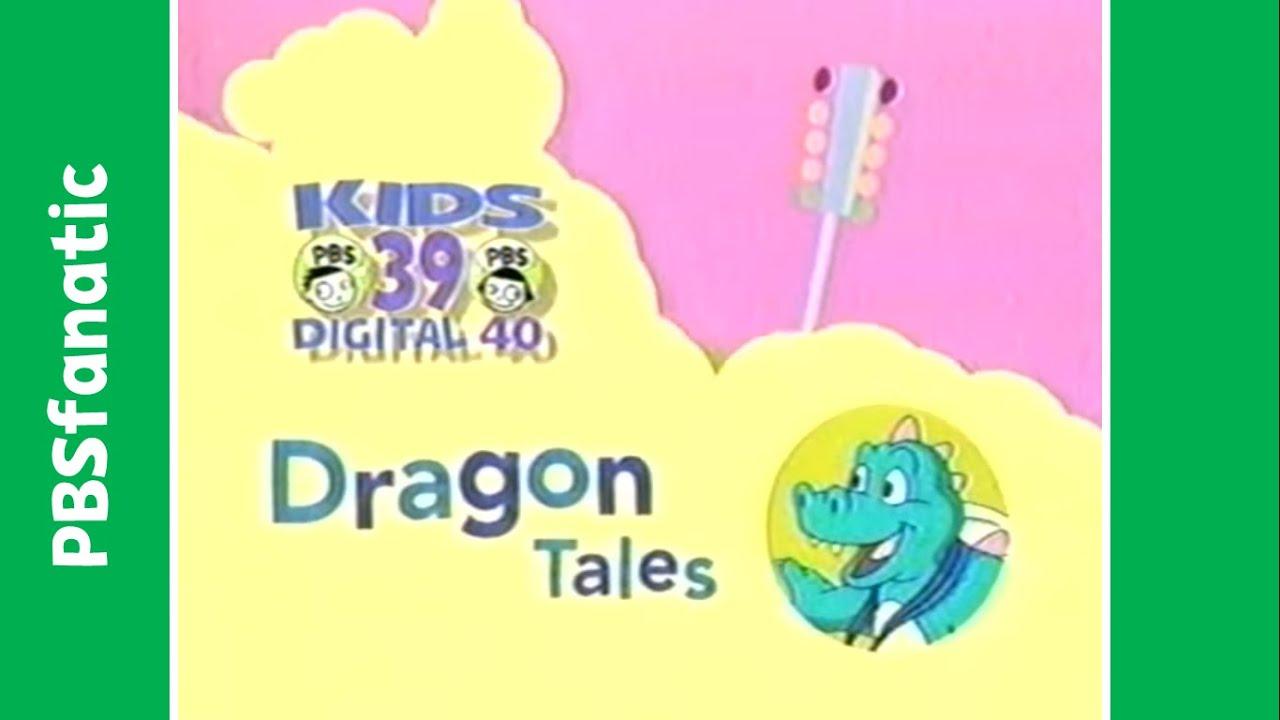 dragon tales pbs kids
