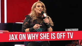 Nia Jax Provides Update On Why She Has Been Off TV