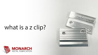 Monarch Z  Clip Hanging System