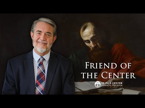 Become a Friend of the St. Paul Center on the Feast of St. Paul's Conversion
