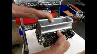 Berkel 4675-00103 Frame /& Blade Assembly for Tenderizer 705 for sale online