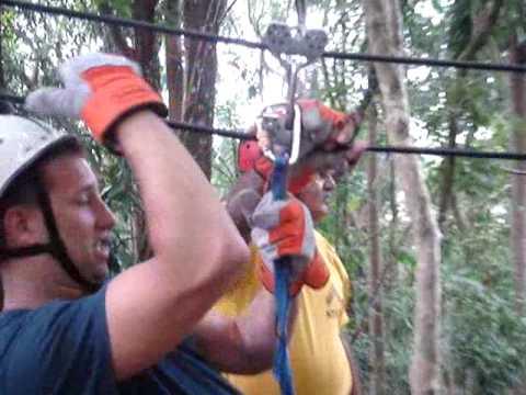 canopy adventure, san juan