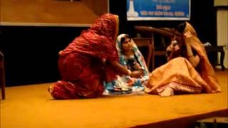 Hindi Drama at SDSC SHAR on Importance of Education